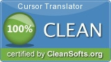 Cursor Translator 2.20  T�rk�e -Rus�a S�zl�k �eviri Program�